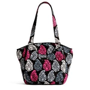 Vera Bradley Glenna Shoulder Bag Northern Lights